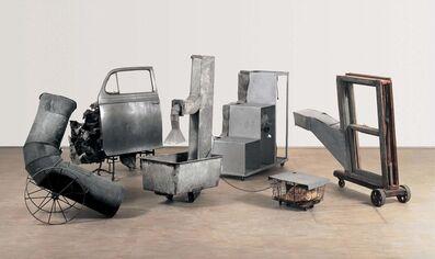 Robert Rauschenberg, 'Oracle', 1962-1965