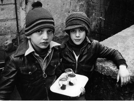 Mimmo Jodice, 'Ragazzi della Sanità, Napoli', 1975