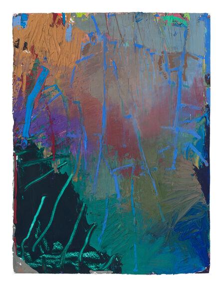 Brian Rutenberg, 'Looming Pine 5', 2018