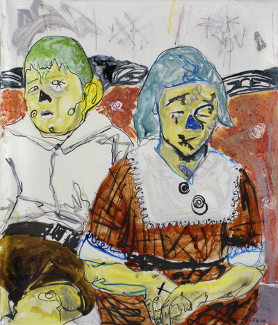 Farley Aguilar, 'Two Children Mourning', 2016