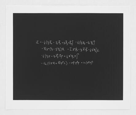 Steven Weinberg, 'Concinnitas: The Langragian of the Electroweak Theory', 2014