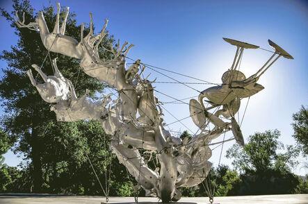 Nancy Rubins, 'Agrifauna Delicata I', 2017