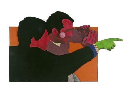 Martial Raysse, 'A propos de New York en Peinturama', 1965