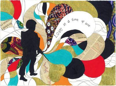 Yinka Shonibare, 'Love in a Time of War 1', 2015