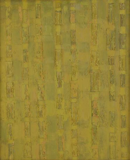 Ralph Wickiser, 'Compassion Theme - Box Lids', 1956