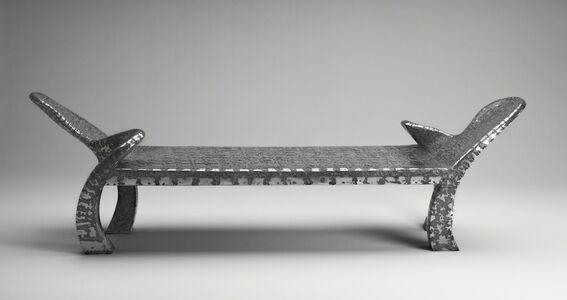 Roland Mellan, 'Cleopatre Bench'