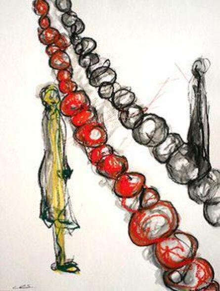 Chiharu Shiota, 'Distance', 2015