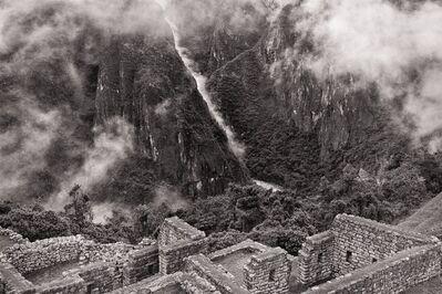 Lee Backer, 'Fog in the Valley'