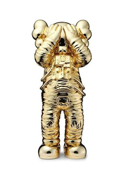 KAWS, 'Holiday: Space - Gold', 2020
