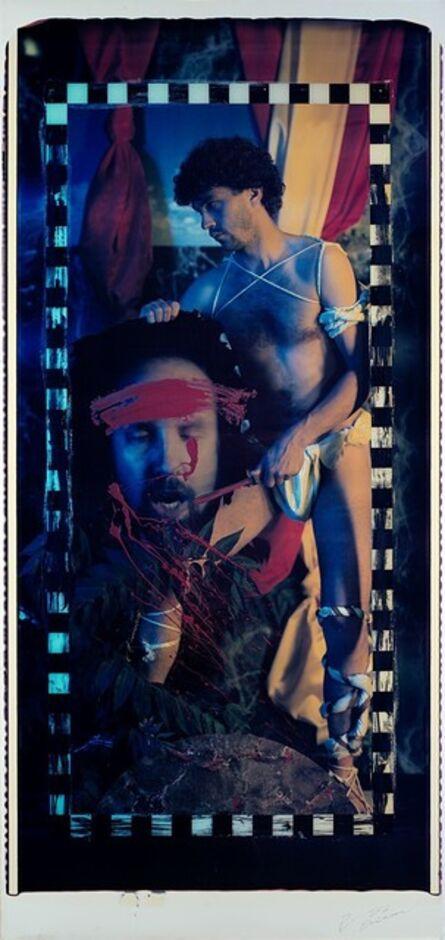Evergon, 'Untitled (David and Goliath)', 1986