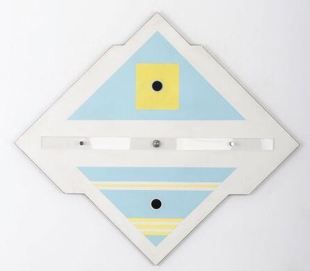 Carmelo Arden Quin, 'Plastique B 1 2', 1986