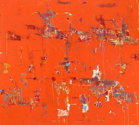 Reza Derakshani, 'Hunting the Red', 2010