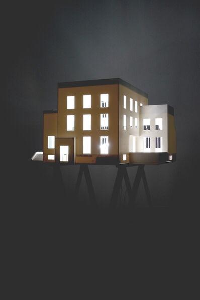 Bernardí Roig, 'Wittgenstein Haus (The Big Head) ', 2017