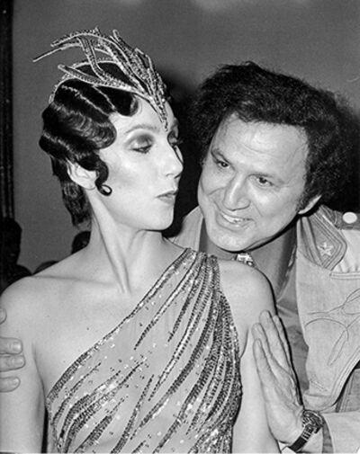 Ron Galella, 'Cher and Ron Galella, Disco Convention Banquet, New York Hilton Hotel', 1979