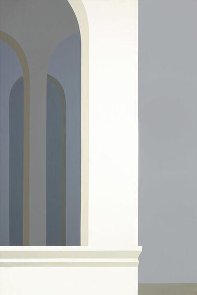 Helen Lundeberg, 'Untitled (Classic Landscape)', 1973