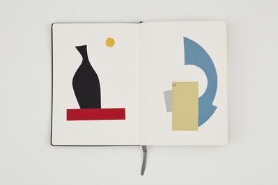 Mateo López, 'Visual Score (Small Worlds after W. Kandinsky)', 2017