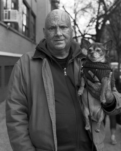 Robert Kalman, 'Dominick with Girl', 2016
