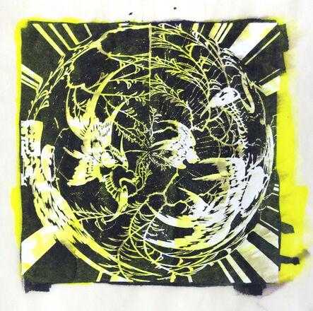Judy Pfaff, 'Spinner 7', 2017