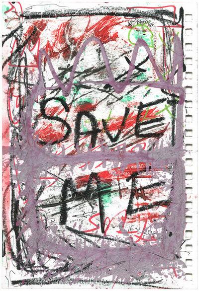 Yul Vázquez, 'Save Me', 2020