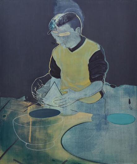 Nabil El Makhloufi, 'Perplexité', 2018