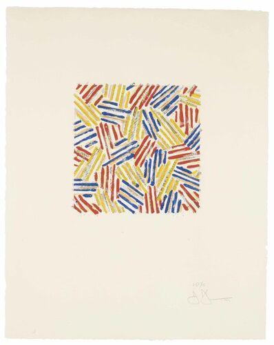 Jasper Johns, 'Untitled', 1977