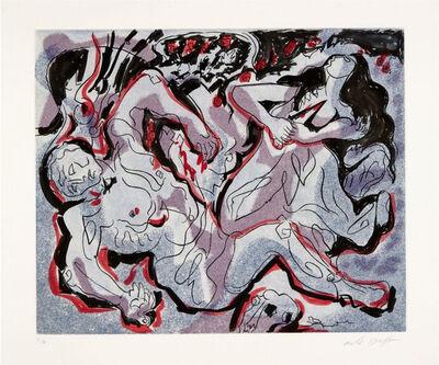 André Masson, 'No title', 1979