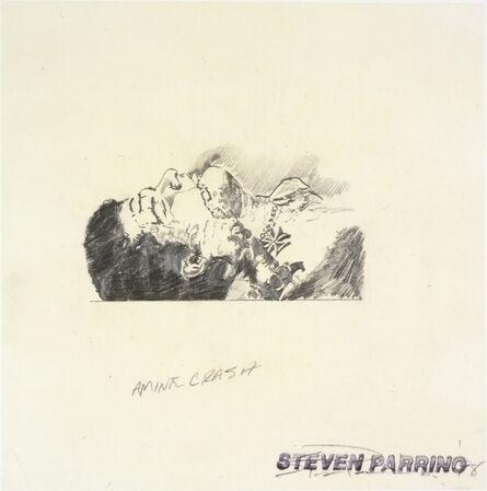Steven Parrino, 'Untitled', 1998