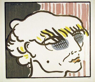 Jean-Emile Laboureur, 'Lassitude', 1912