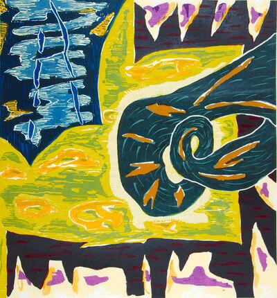 Gregory Amenoff, 'Melpomene', 1988