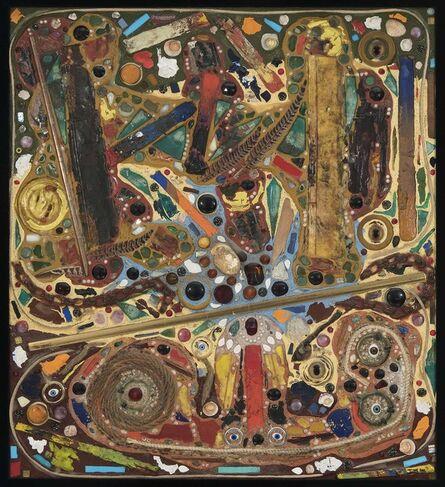 Alfonso Ossorio, 'Untitled', ca. 1960