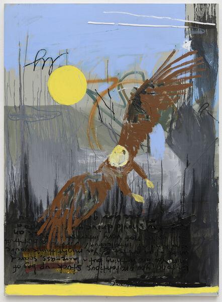 Frank J. Stockton, 'Tail Feathers', 2018
