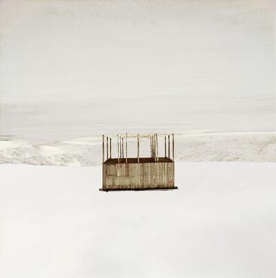 Rubens Mano, 'estado de suspensión', 2012
