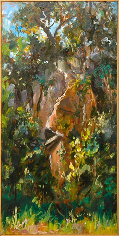 Raoul Middleman, 'The Old Quarry', 2002