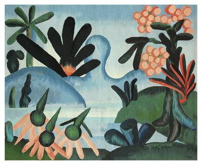 Tarsila do Amaral, 'Tapestry Tarsila do Amaral - O Lago', 2016