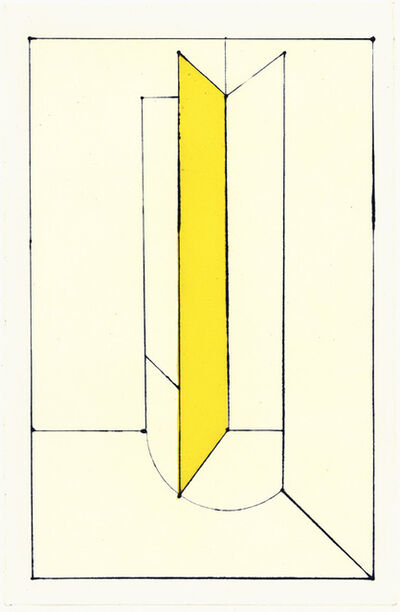 Tom Marioni, 'A Door Must Be Either Open or Closed', 2002