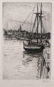 John Sloan, 'Schuylkill', 1894