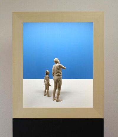 Peter Demetz, 'The Birds', 2017