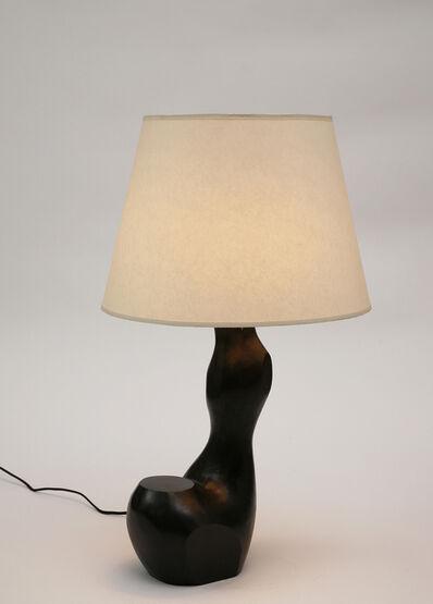 Jacques Jarrige, 'Eva Bronze Sculpture lamp', 2014
