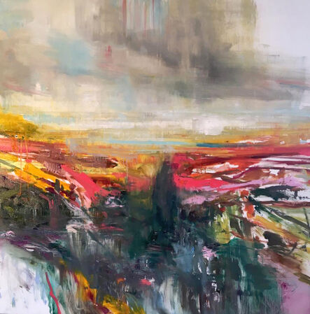 Edwige Fouvry, 'South of France, Grasse', 2017