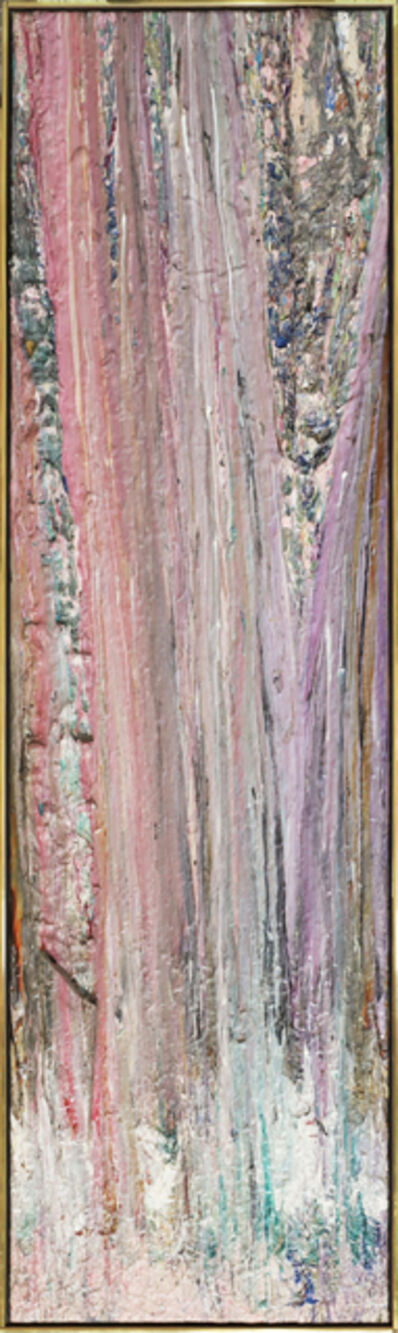 Larry Poons, '81G-5', 1981