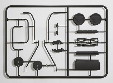 Michael Johansson, 'Manual Lawn Mower Assembly Kit', 2011