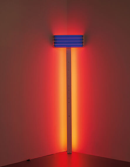 Dan Flavin, 'Untitled (for Prudence and her new baby) a', 1992