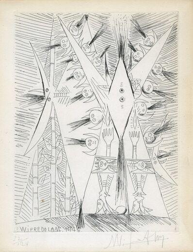 Wifredo Lam, 'Voyages à travers la peinture', 1946