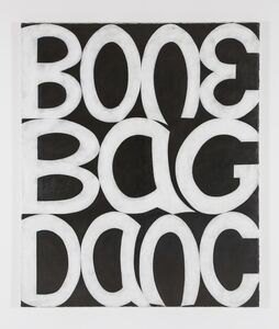 Allan Graham, 'BONE BAG DANC(E)', 2013