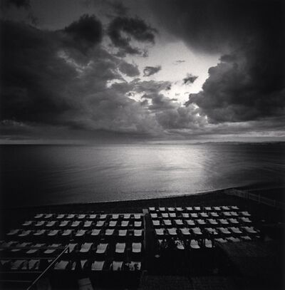 Michael Kenna, 'Spectacle, Castel Plage, Nice', 1996