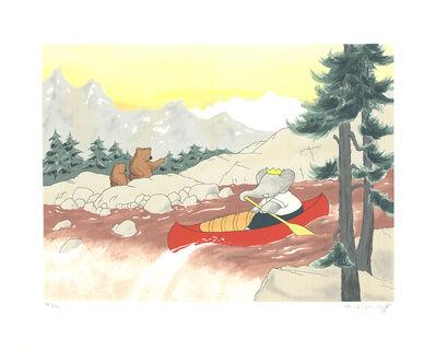 Laurent de Brunhoff, 'Babar In the Wilderness', 1994