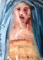 Salvador Dalí, 'Biblia Sacra: Plange, Virgo, Accincta Sacco (Lament, Virgin, Girded With Sackcloth) 2-18', 1964