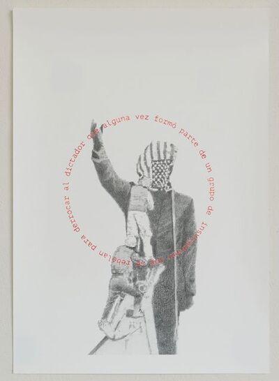 Javier Barrios, 'Ground zero 3', 2015