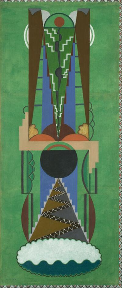Auguste Herbin, 'Composition n°3', 1919