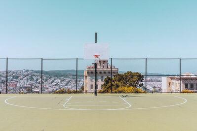 Ludwig Favre, 'SFO Basketball', 2020